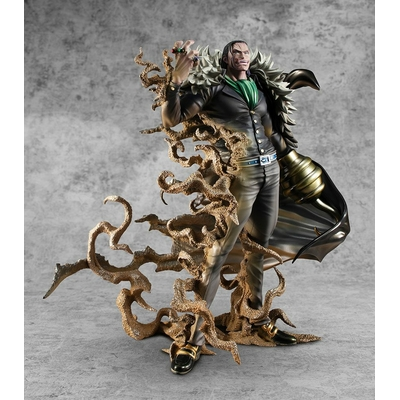 Statuette One Piece Excellent Model P.O.P. MAS Maximum Sir Crocodile 26cm