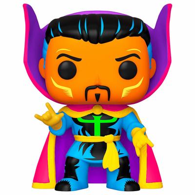 Figurine Marvel Funko POP! Marvel Black Light Dr. Strange 9cm