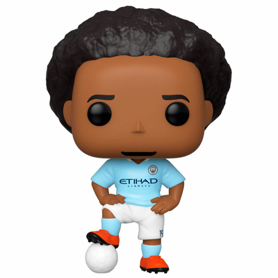 Figurine Football Funko POP! Leroy Sane Manchester City 9cm