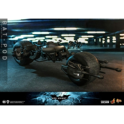 Véhicule Batman The Dark Knight Rises Movie Masterpiece Bat-Pod 59cm