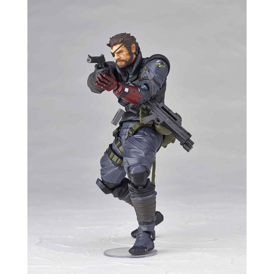 Figurine Metal Gear Solid V The Phantom Pain - Venom Snake Sneaking Suit Ver. 16cm