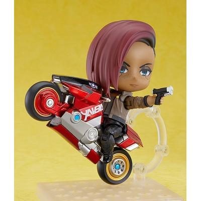 Figurine Nendoroid Cyberpunk 2077 V: Female DX Ver. 10cm