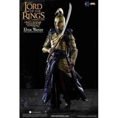 Figurine Le Seigneur des Anneaux Elven Warrior 30cm