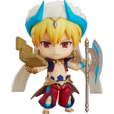 Figurine Nendoroid Fate Grand Order Caster Gilgamesh Ascension Ver. 10cm