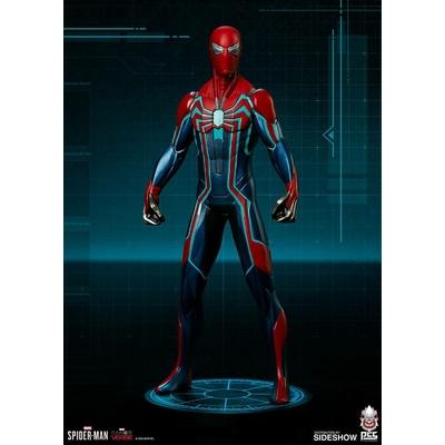 Statuette Marvel's Spider-Man Spider-Man Velocity Suit 19cm