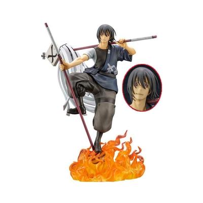 Statuette Fire Force ARTFXJ Shinmon Benimaru Bonus Edition 27cm