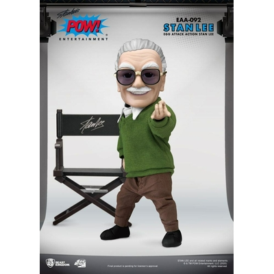 Figurine Stan Lee Egg Attack Stan Lee 16cm