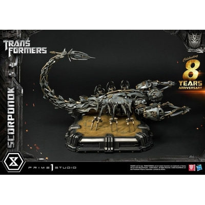 Statuette Transformers Scorponok 49cm