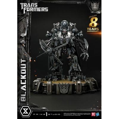 Statuette Transformers Blackout 81cm