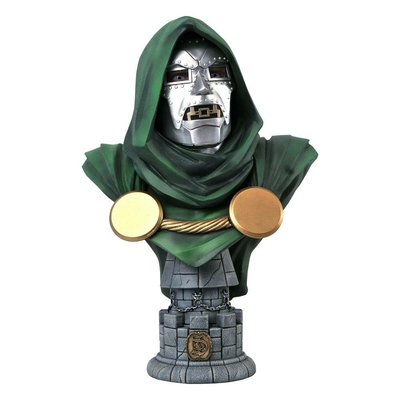 Buste Marvel Comics Legends in 3D Doctor Doom 25cm