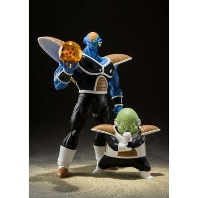 Figurine Dragon Ball Z S.H. Figuarts Burter & Guldo 20/9cm