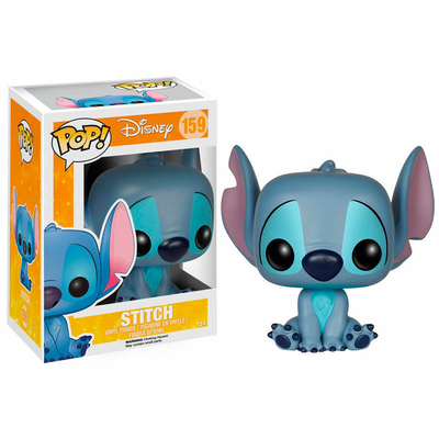 Figurine Lilo et Stitch Funko POP! Stitch Seated 9cm