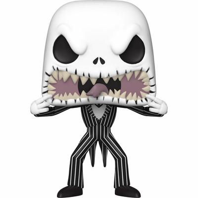 Figurine L´étrange Noël de Mr. Jack Funko POP! Jack Scary Face 9cm