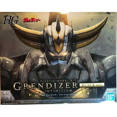Maquette Goldorak HG Grendizer Black Infinitism Ver 15cm