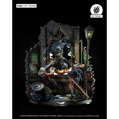 Statue Batman HQS+ by Tsume 60cm
