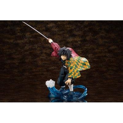 Statuette Demon Slayer Kimetsu no Yaiba ARTFXJ Giyu Tomioka Bonus Edition 20cm