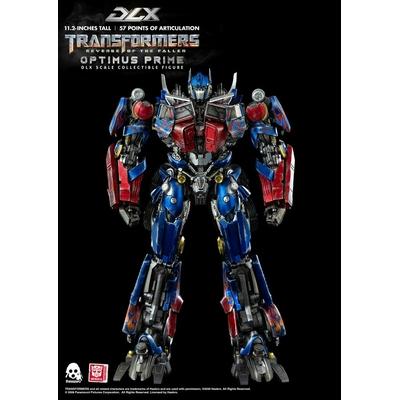 Figurine Transformers 2 La Revanche DLX Optimus Prime 28cm