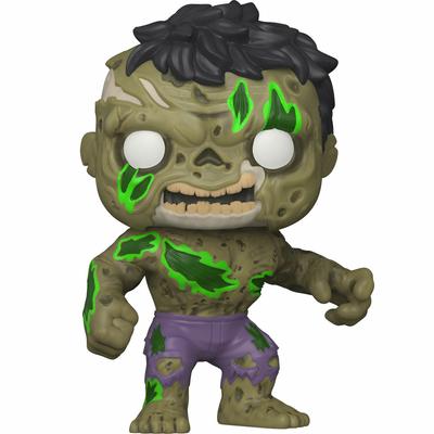 Figurine Marvel Funko POP! Zombie Hulk 9cm