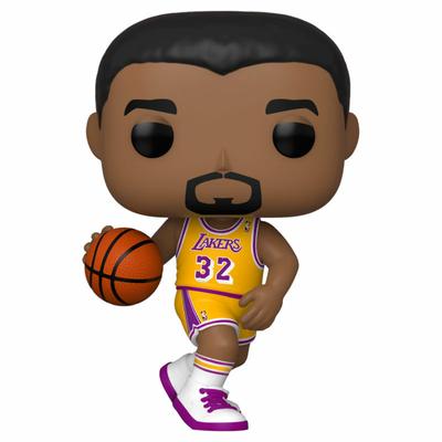 Figurine NBA Legends Funko POP! Magic Johnson Lakers home 9cm