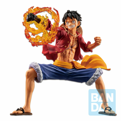 Statuette One Piece Ichibansho Monkey D. Luffy Treasure Cruise 14cm