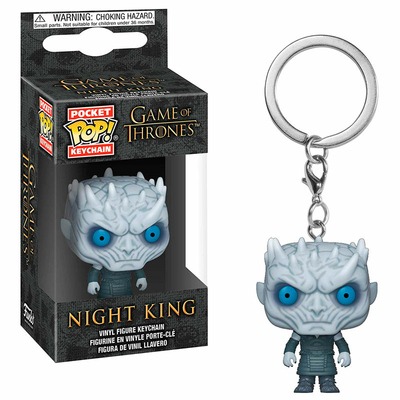 Porte-clés Game of Thrones Pocket POP! Night King 4cm