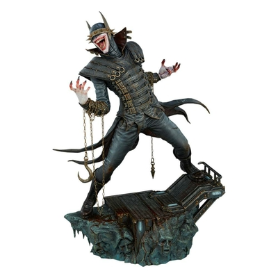 Statuette DC Comics Premium Format Batman Who Laughs 61cm