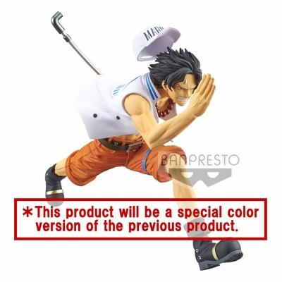 Statuette One Piece magazine Portgas D. Ace Special Color Version 13cm