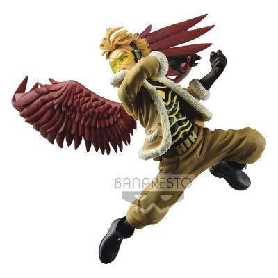 Statuette My Hero Academia The Amazing Heroes Hawks 16cm
