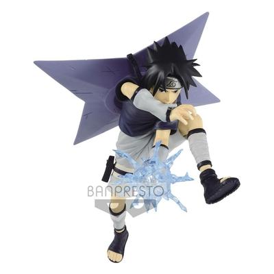 Statuette Naruto Shippuden Vibration Stars Uchiha Sasuke 18cm