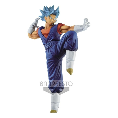 Statuette Dragon Ball Super Son Goku Fes Super Saiyan Vegito 20cm