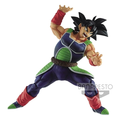 Statuette Dragon Ball Super Chosenshiretsuden Bardock 14cm