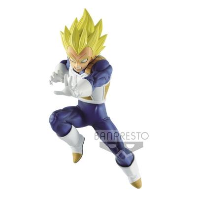 Statuette Dragon Ball Super Chosenshiretsuden Super Saiyan Vegeta 14cm