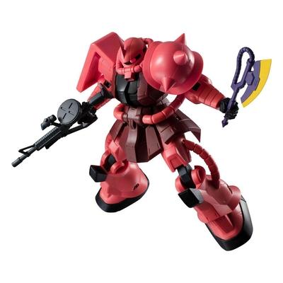 Figurine Mobile Suit Gundam - Gundam Universe MS-06S Char's Zaku II 15cm
