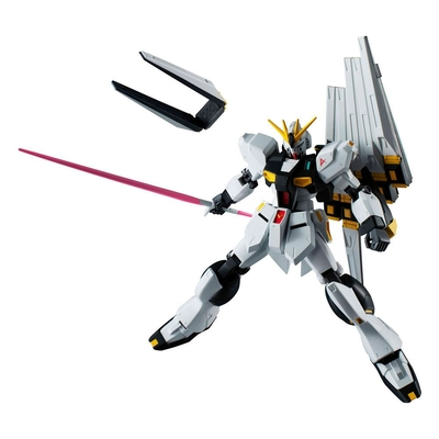 Figurine Mobile Suit Gundam Char's Counterattack Gundam Universe RX-93 v Gundam 15cm