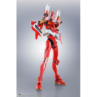 Figurine Rebuild of Evangelion Robot Spirits Side EVA Evangelion Production Model-02 17cm