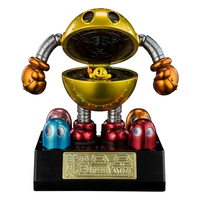 Réplique Pac-Man Diecast Chogokin 11cm