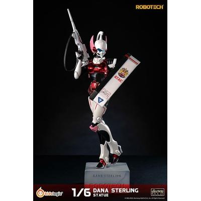 Statuette Robotech ST17 Dana Sterling 30cm