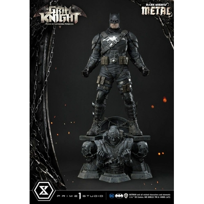 Statue Dark Nights Metal The Grim Knight by Jason Fabok 82cm