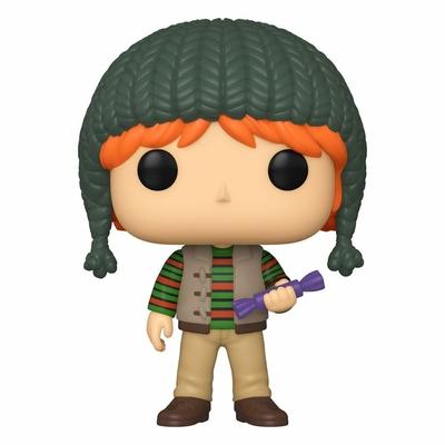 Figurine Harry Potter Funko POP! Holiday Ron Weasley 9cm