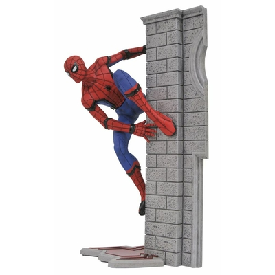 Statuette Spider-Man Homecoming Marvel Gallery Spider-Man 25cm