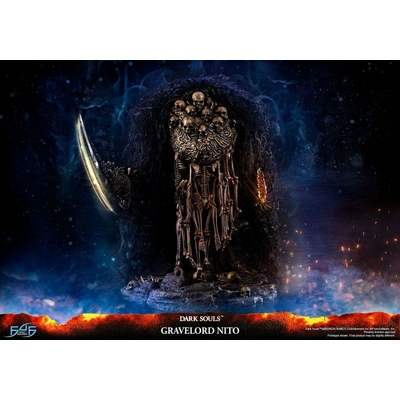 Statuette Dark Souls Gravelord Nito 68cm