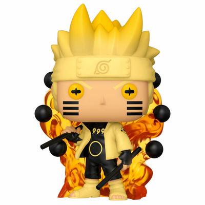 Figurine Naruto Funko POP! Naruto Six Path Sage 9cm