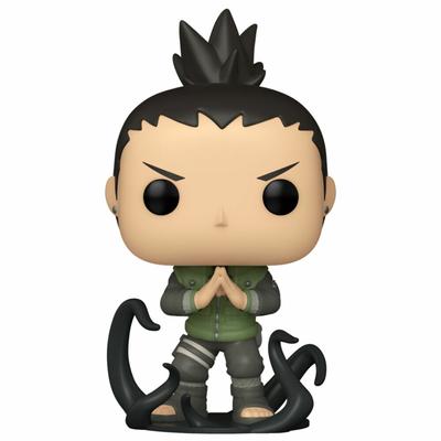 Figurine Naruto Funko POP! Shikamaru Nara 9cm