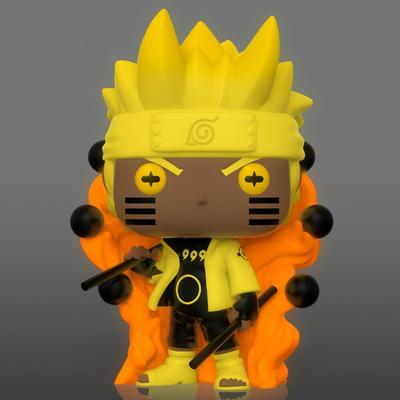 Figurine Naruto Funko POP! Specialty Series Naruto Six Path Sage Glow 9cm