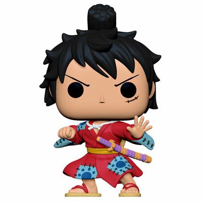 Figurine One Piece Funko POP! Luffy in Kimono 9cm