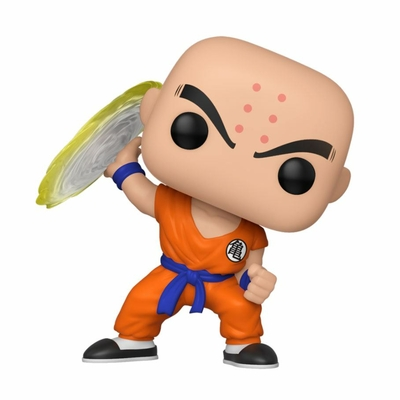 Figurine Dragon Ball Z Funko POP! Krillin witch Destructo Disc 9cm