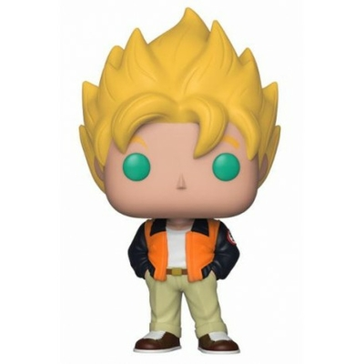 Figurine Dragon Ball Z Funko POP! Goku Casual 9cm