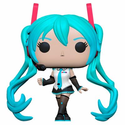 Figurine Vocaloid Funko POP! Hatsune Miku V4X 9cm