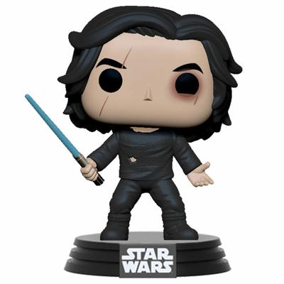 Figurine Star Wars Episode IX Funko POP! Ben Solo with Blue Saber 9cm