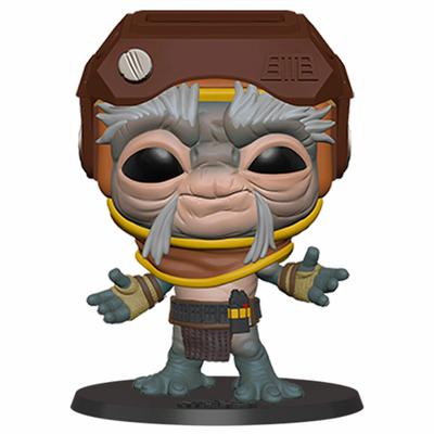 Figurine Star Wars Super Sized Funko POP! Babu Frick 25cm